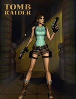 Tomb Raider Classics by crimsomnia