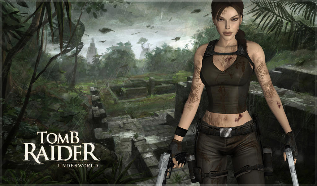 Tomb Raider: Underworld by crimsomnia