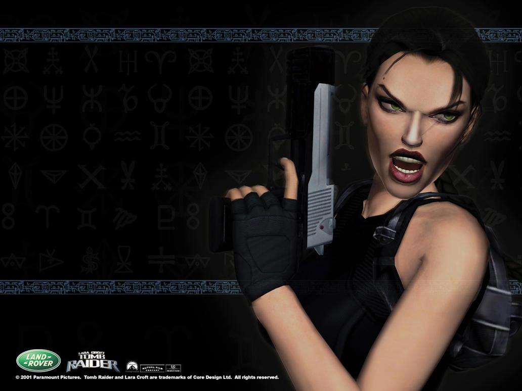 Lara croft kiss smut movies