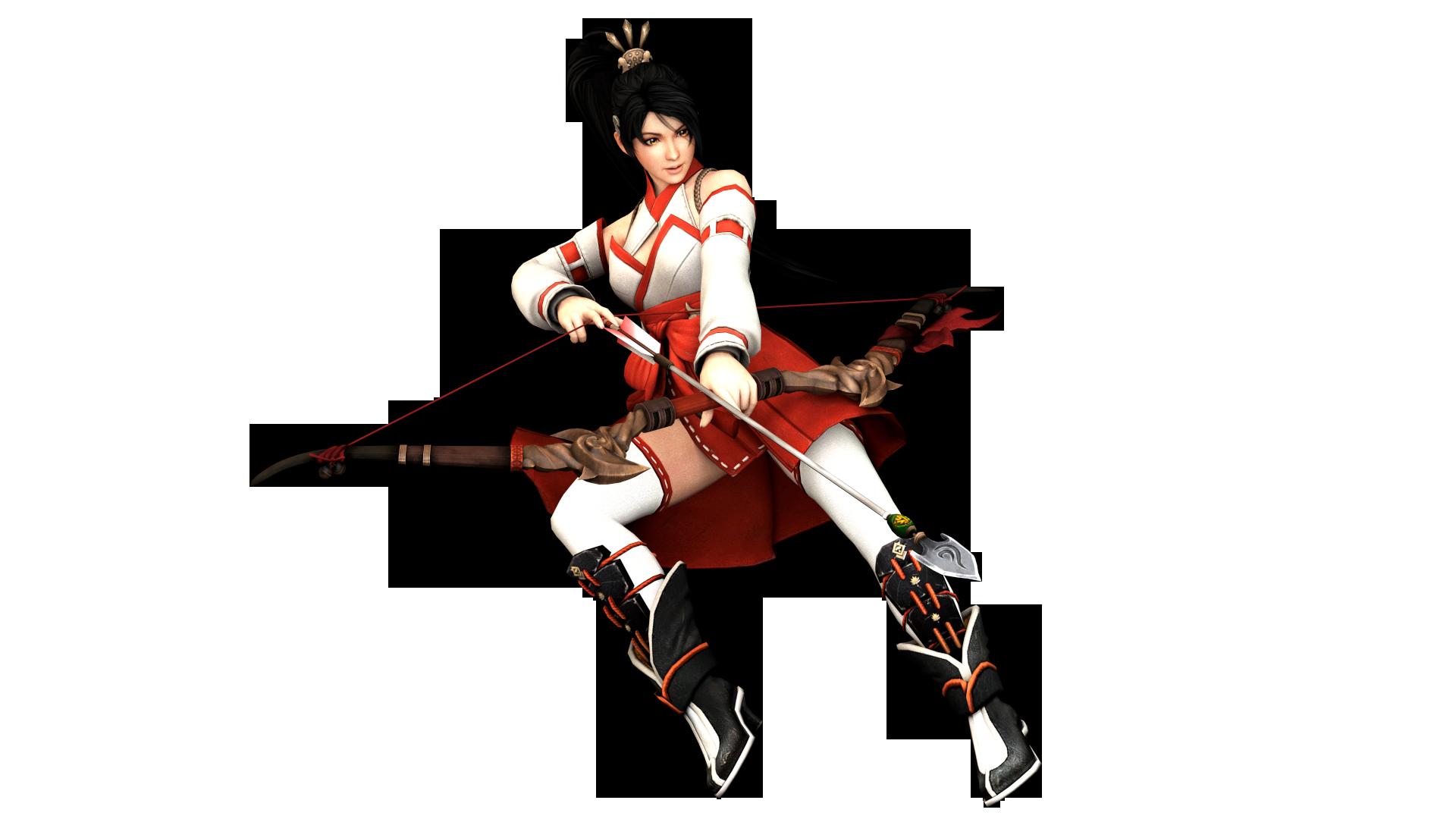 Momiji Ninja Gaiden 3