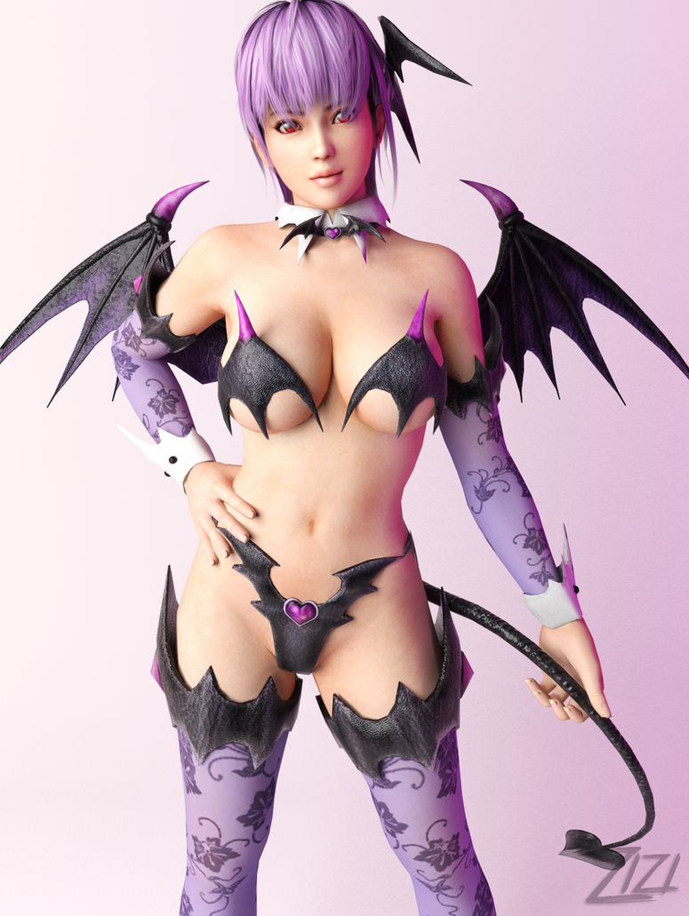 Ayane Halloween 2014 By Blueseeker93