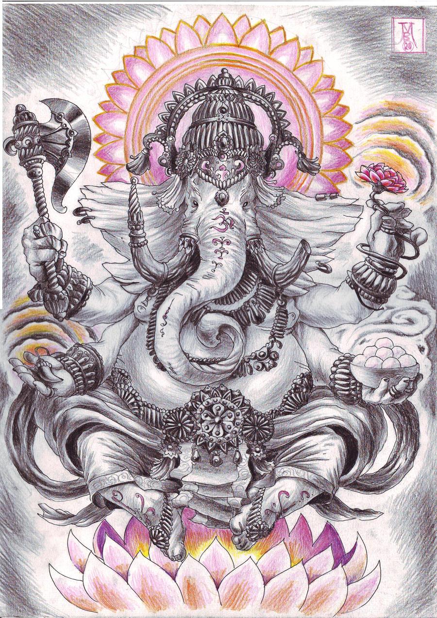 Ganesha tattoos tumblr