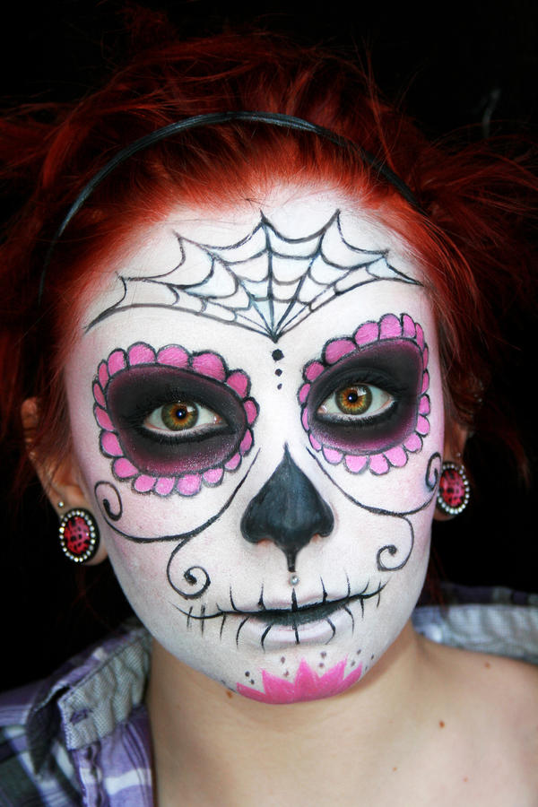 Sugar Skull by HelianthusMay on DeviantArt
