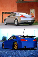 G35 Photoshop by glaciess