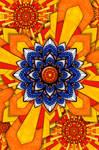 Magpie Mandala