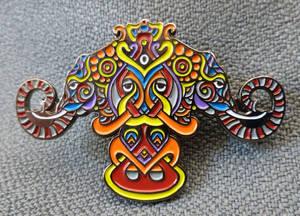 Elephants Pin - Series 1