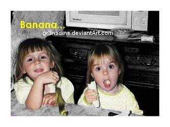 Banana. by gr3nadine