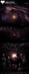 Romantically Apocalyptic 012JP by Deoxyribonucleic