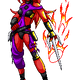 Natasha-Pixellated by Deoxyribonucleic