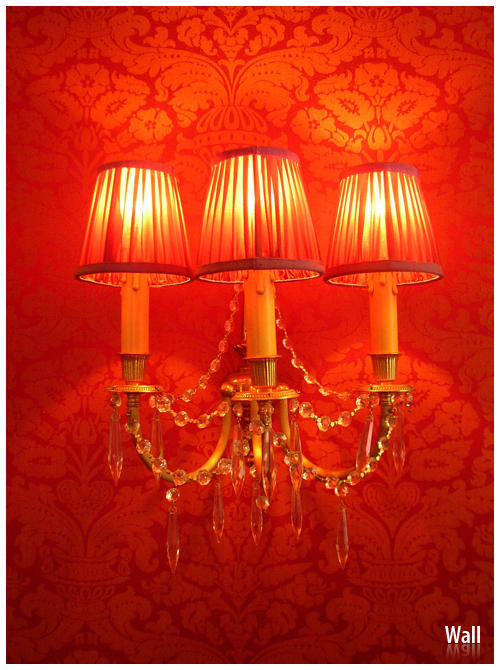 Wall Lamps For Paintings : Wall Lamp by iTweek on DeviantArt