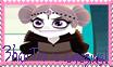 Zhan Tiri stamp