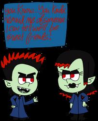 Terrance meets his genderbent counterpart