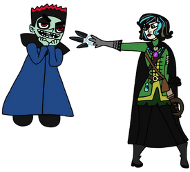 Terrance vs Cassandra