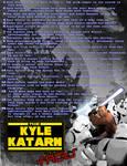 Kyle Katarn Facts