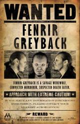 Wanted: Fenrir greyback