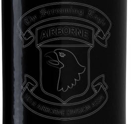 101 Airborne by WoodsMachine