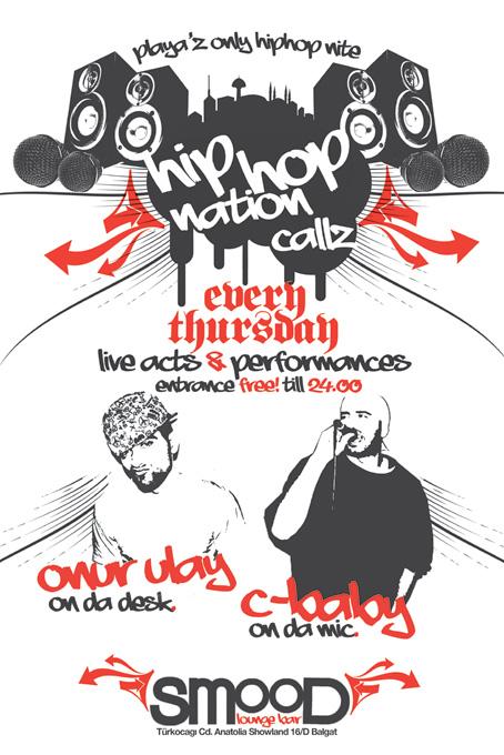 SMooD Hip Hop Nation Callz by cajgat