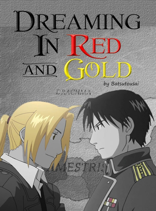 Dreaming in Red and Gold cover