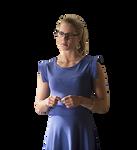Felicity Smoak Render 1