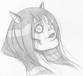 Succubus Death by GingaNoUtahime