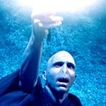 Voldemort Avatar Blue by XxBloodOfVampirexX