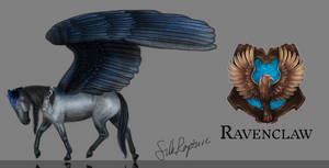 Ravenclaw Adoptable [OPEN] by silkrapture