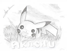 Pikachu by kiiroX