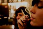 smoke with a smile