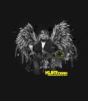 Kurt Cobain by Ancor