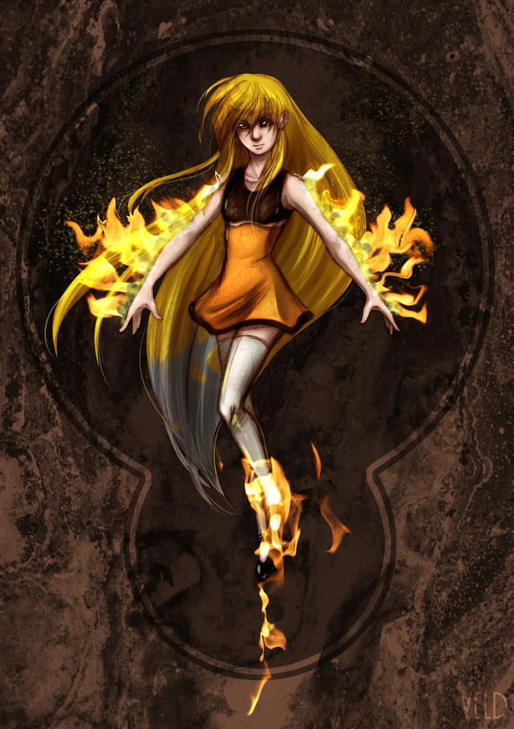 I Burn by Griddles