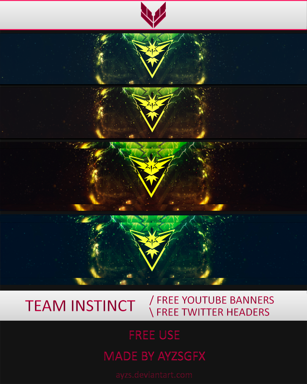 Team Instinct - Banners Preview_by_ayzs-dab71d7