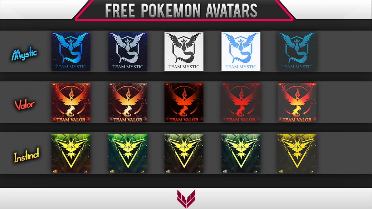 steam avatar template stream avatars on steam pokemon teams free