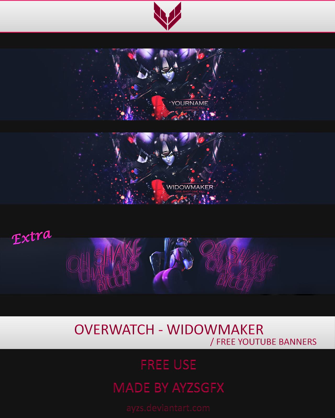 Banner Widowmaker Preview_by_ayzs-dacrdxp