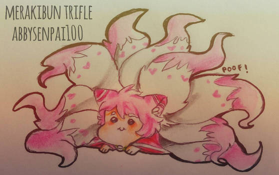 Hiraki's Floofy Tails
