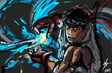 Street fighter 4 - RYU