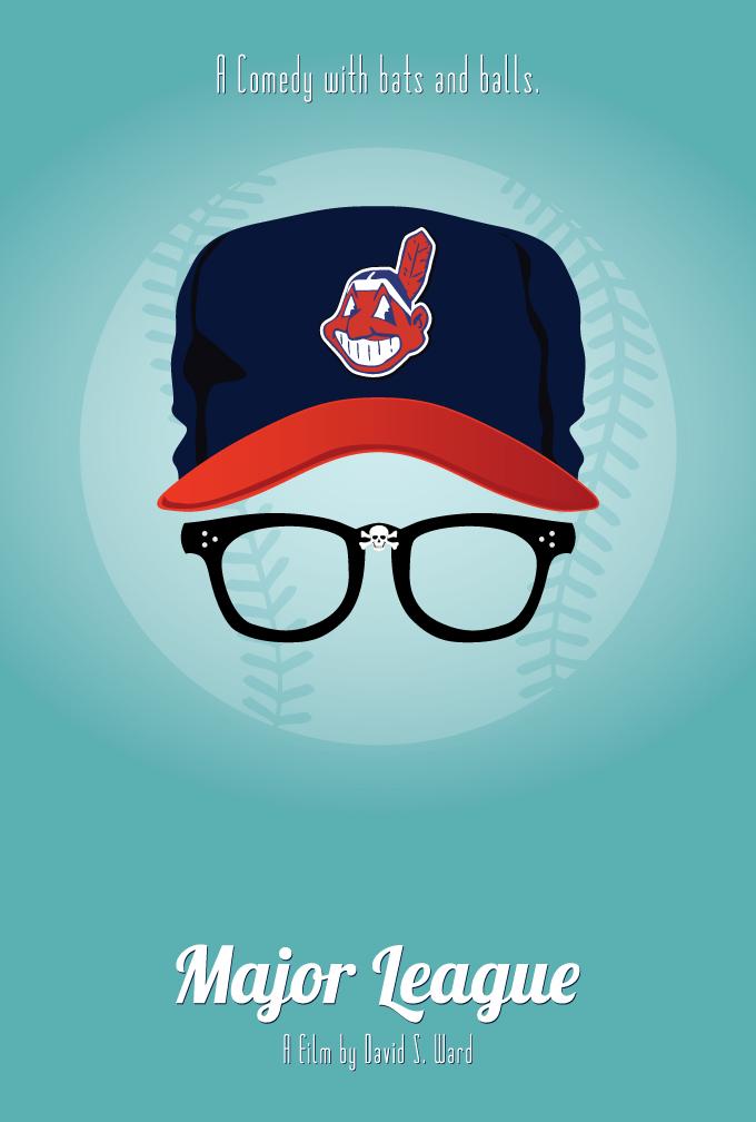 Major League Movie Major League Movie Poster by