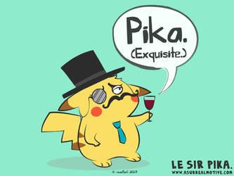 Le Sir Pika.
