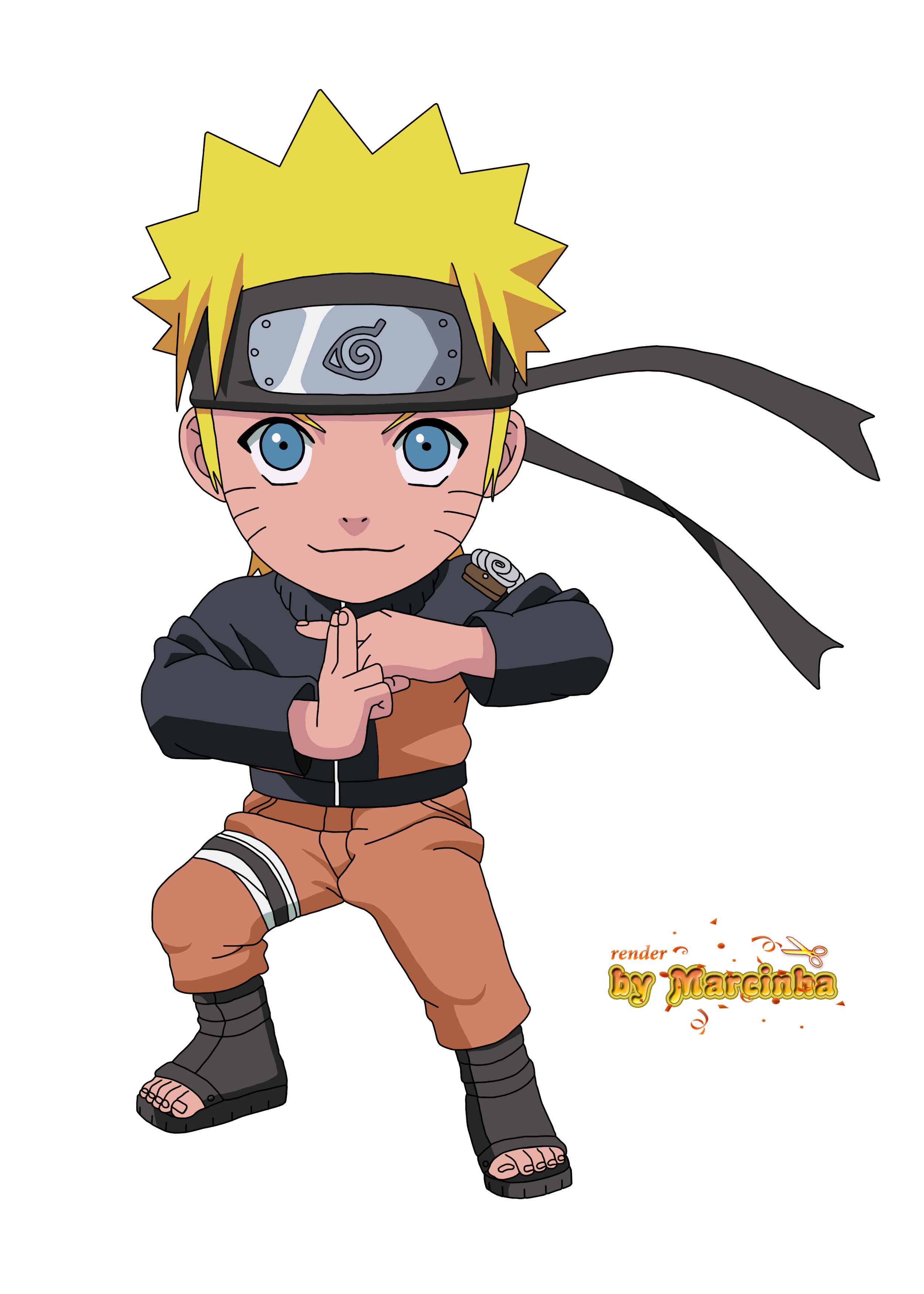 Anime Characters Chibi Naruto | www.imgkid.com - The Image ...