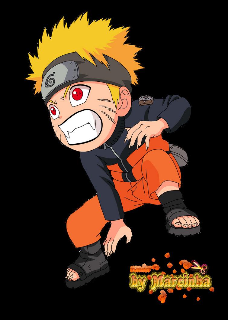 Render chibi uzumaki naruto by marcinha20 on deviantart - Naruto chibi images ...