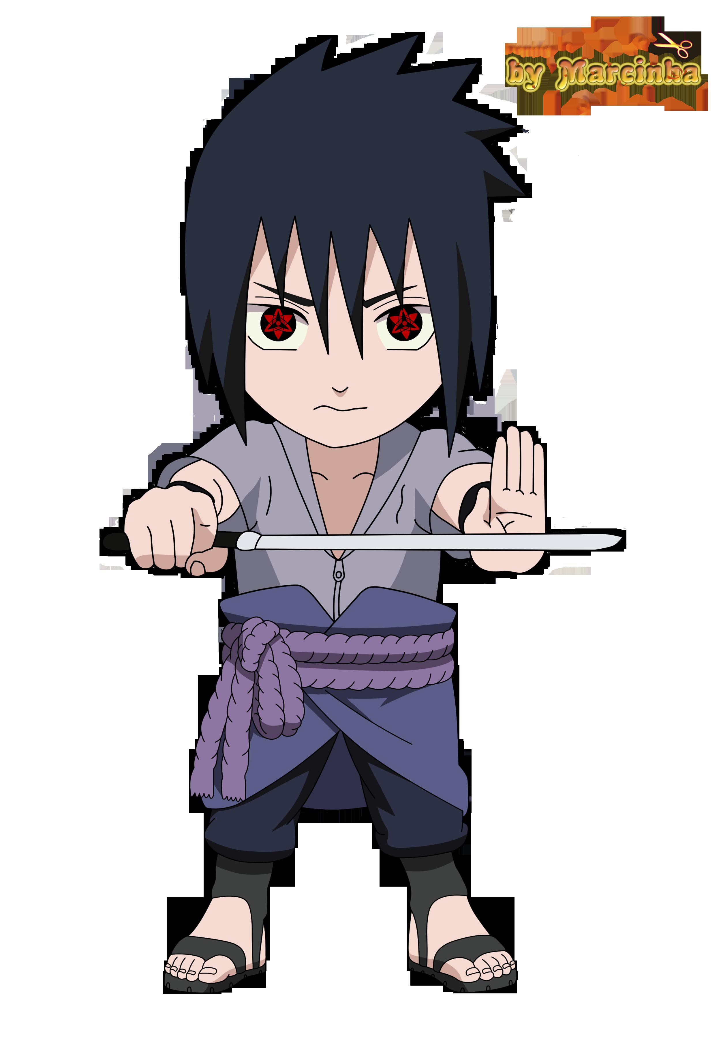 PNG Chibi Sasuke Mangekyou Sharingan Eternal by Marcinha20 ...