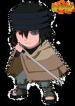 Chibi Sasuke The Last
