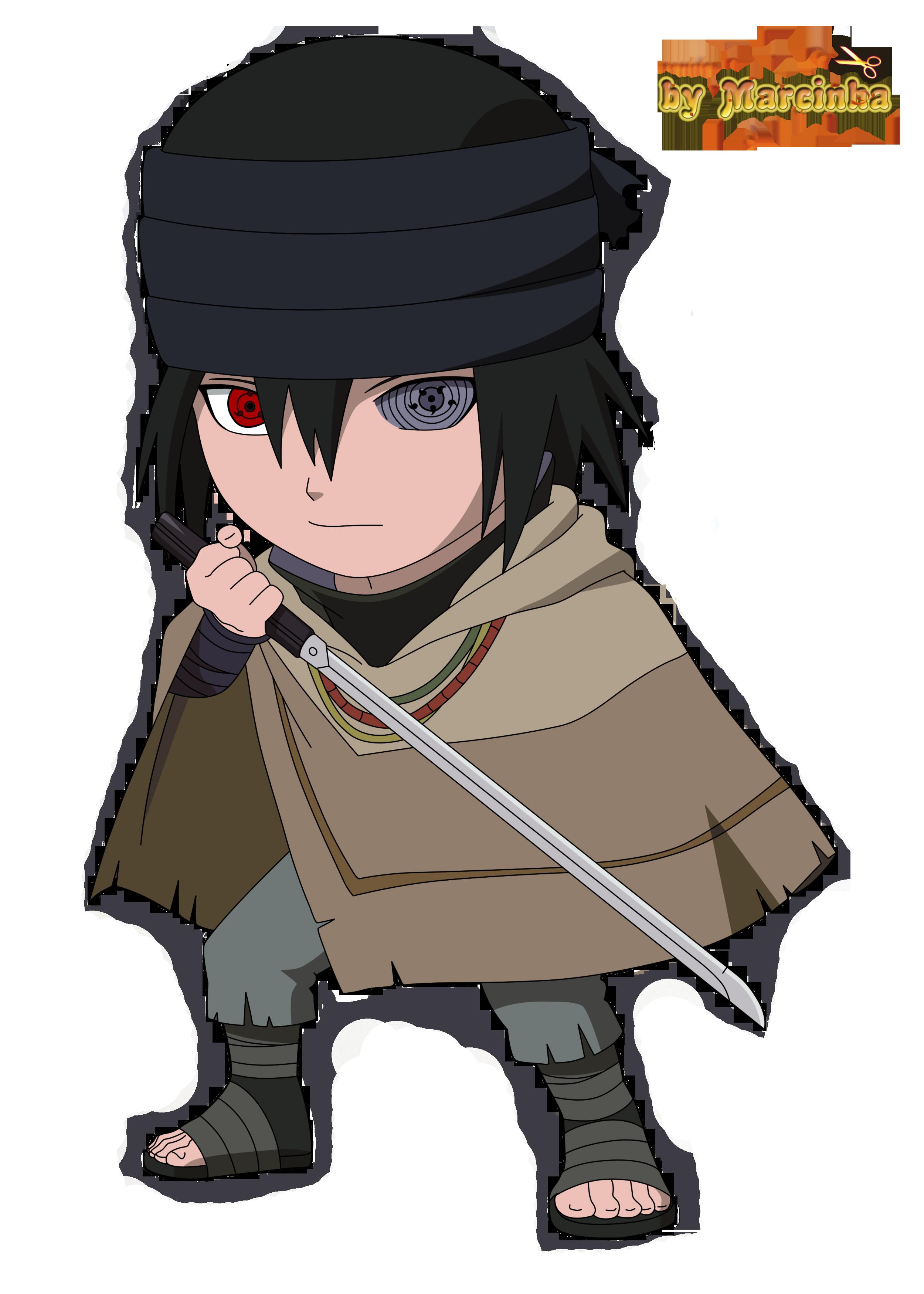 Chibi Sasuke The Last by Marcinha20 on DeviantArt