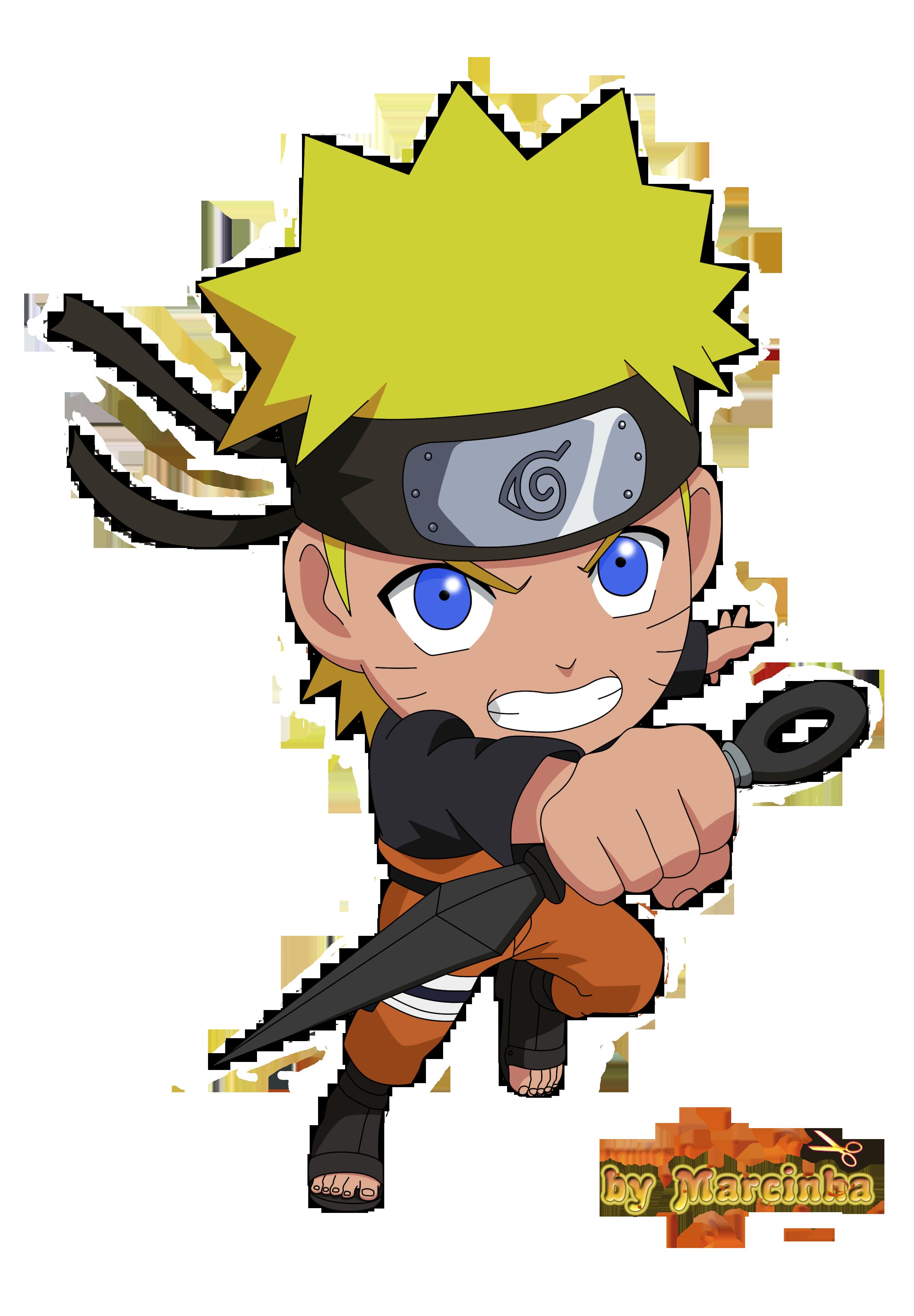 PNG Chibi Naruto Shippuden by Marcinha20 on DeviantArt