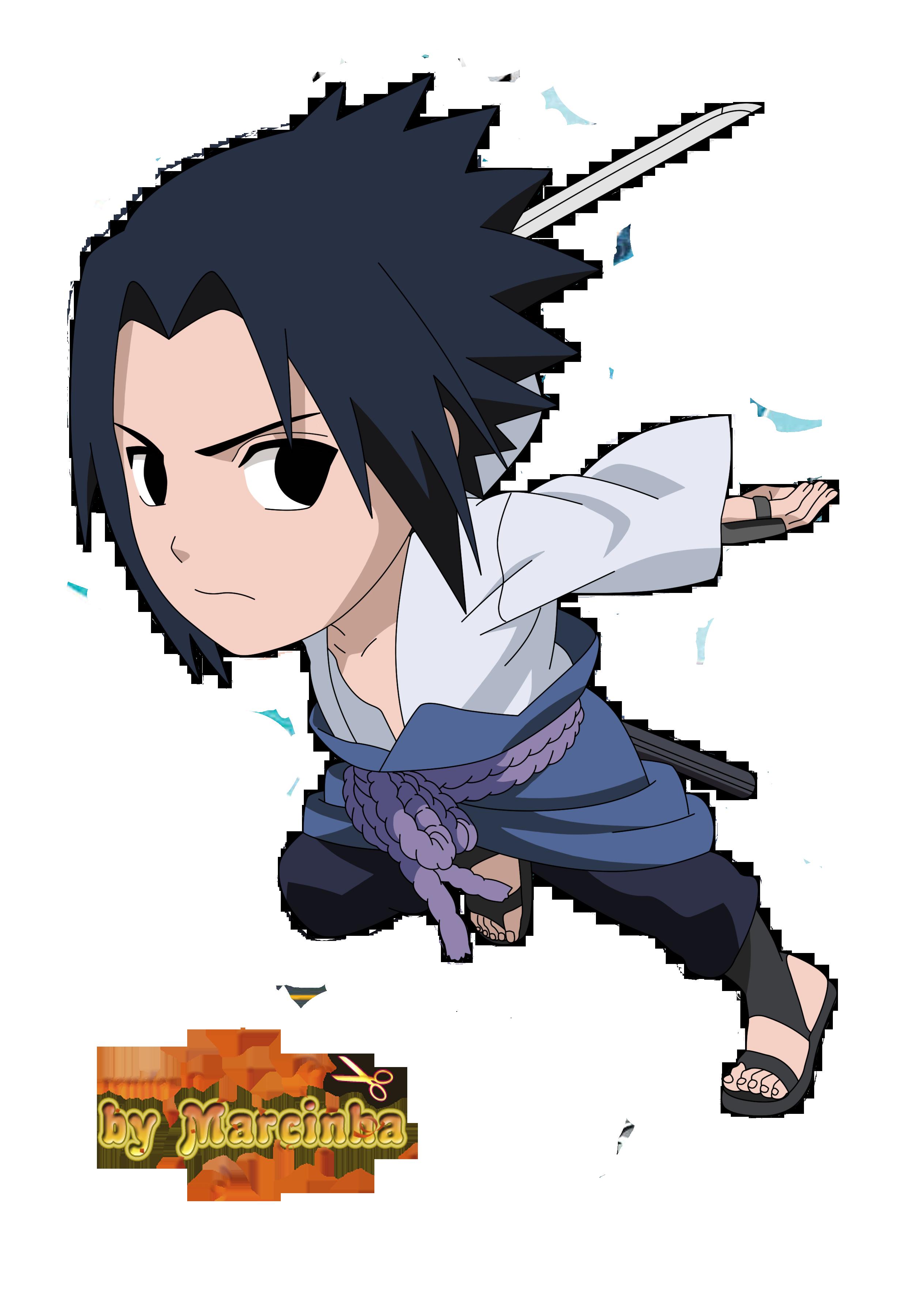 png chibi sasuke uchiha by marcinha20 on deviantart