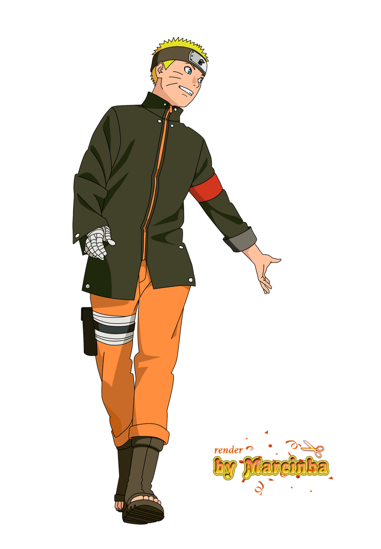 Naruto The Last Character Design Color : Naruto the last by marcinha on deviantart