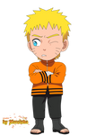 Chibi Naruto Hokage The Last