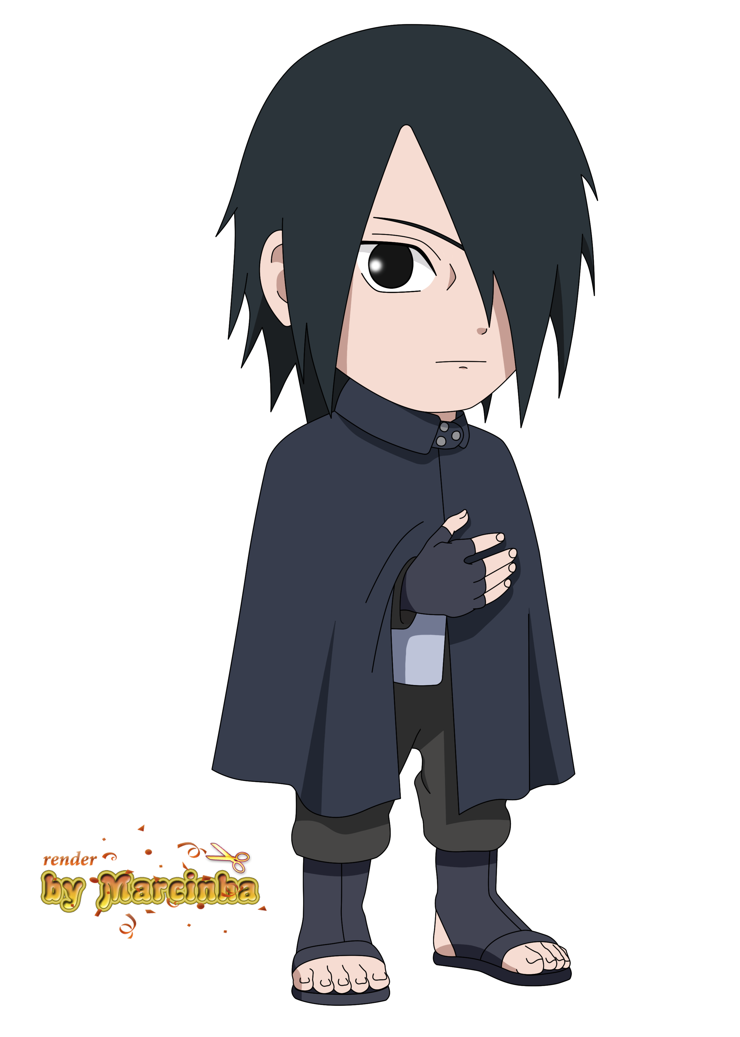 sasuke uchiha chibi wallpaper wwwpixsharkcom images