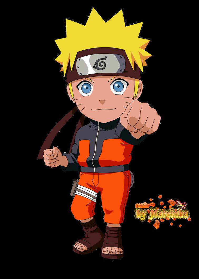 Chibi naruto uzumaki by marcinha20 on deviantart - Naruto chibi images ...
