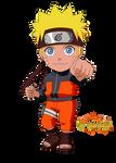 Chibi - Naruto Uzumaki