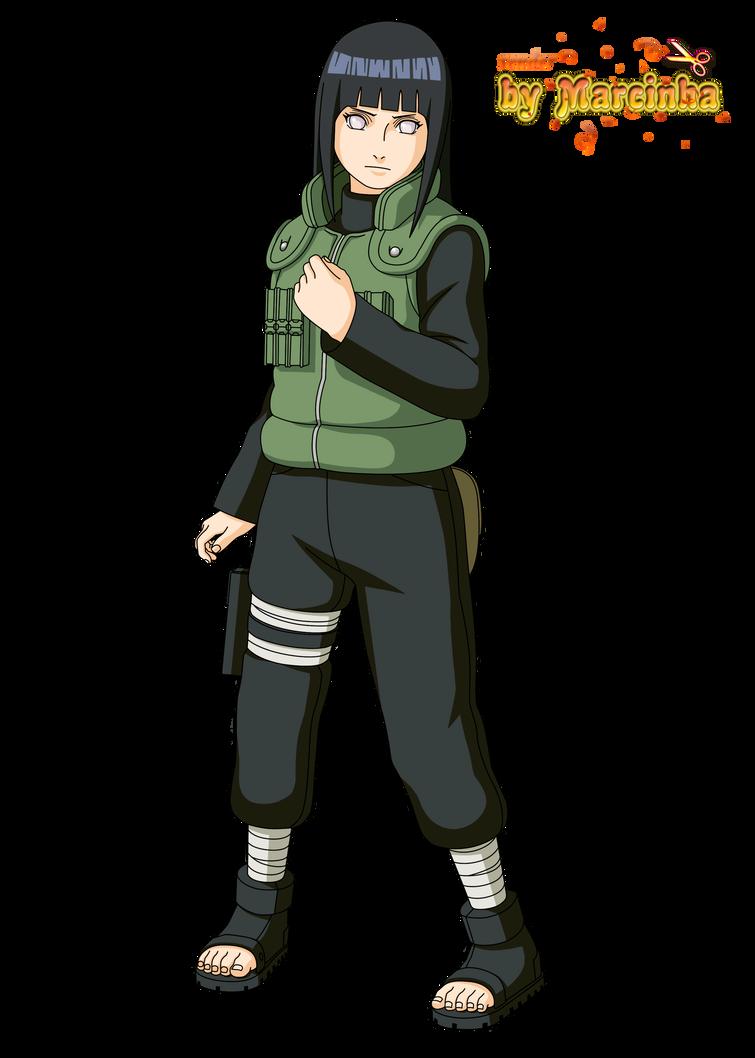 Hinata Ultimate Ninja Storm by Marcinha20